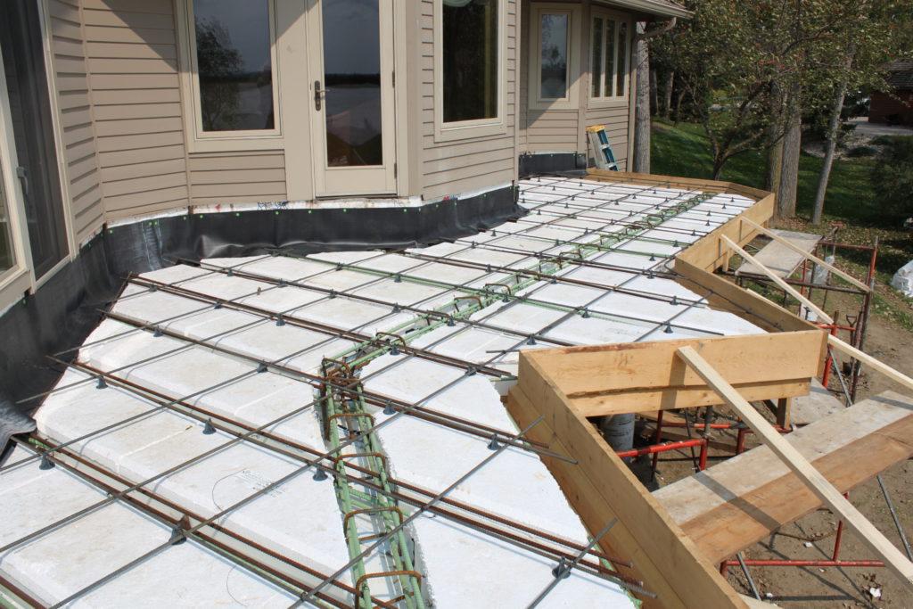 Litedeck Wood Rib System Concrete Floors Roofs Amp Decks