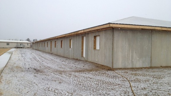Insulated concrete forms icfs liteform for Icf cost per square foot