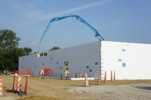 FlexxBlock Walls for Cenex Gas Station