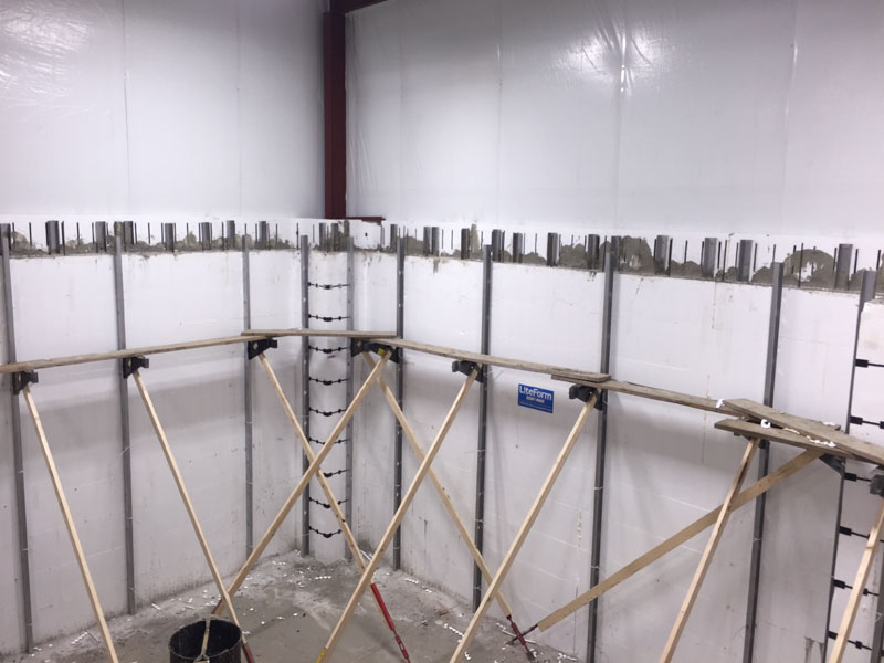 Temperature Controlled Storage Room Projects Liteform