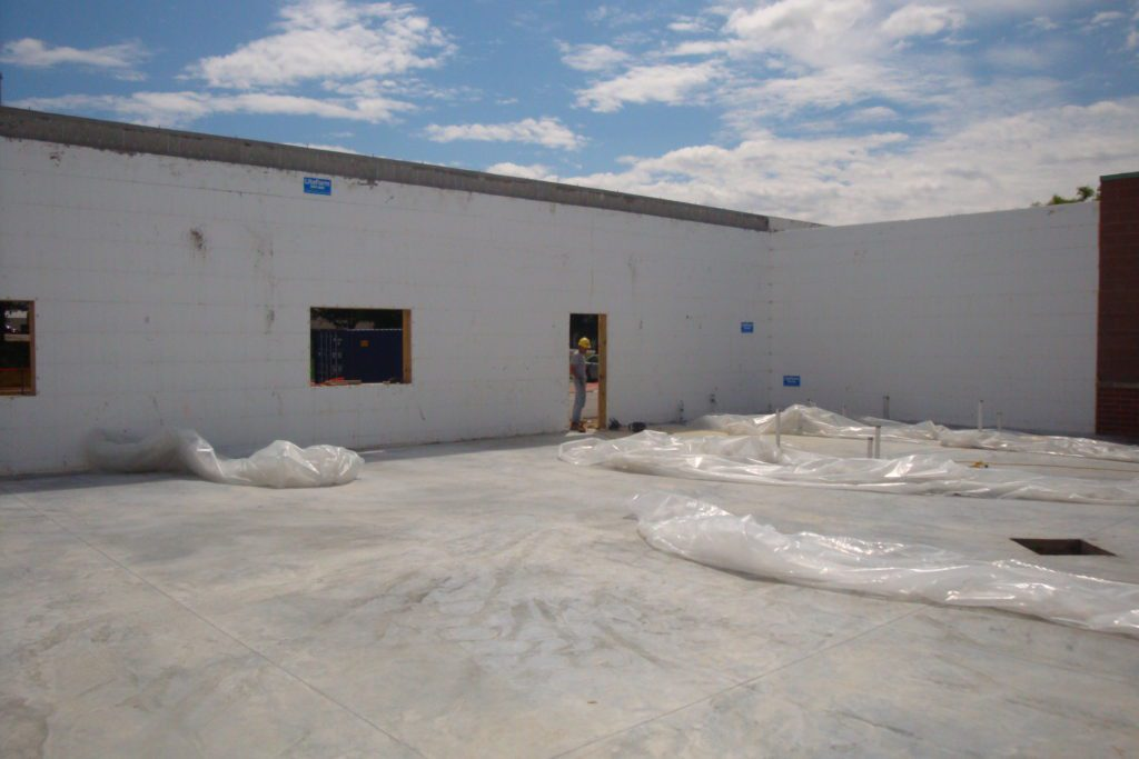 Pre-Assembled Insulated Concrete Forms | LiteForm