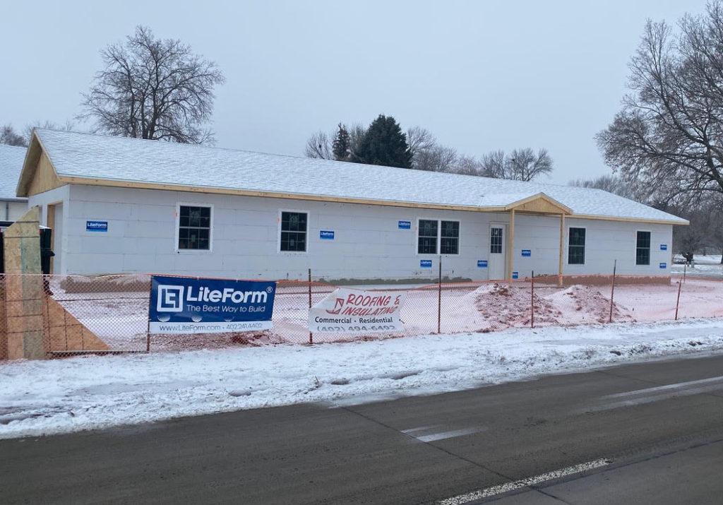 Student Building Project Let S Build A House Liteform